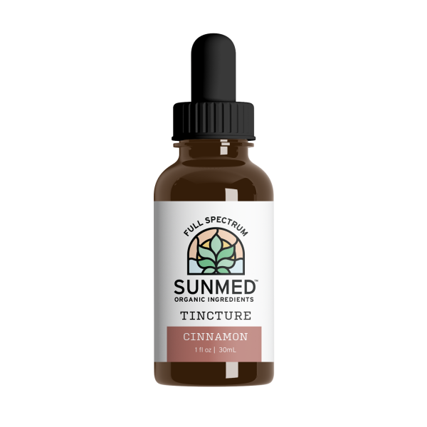 SUNMED CBD FULL SPECTRUM OIL TINCTURE
