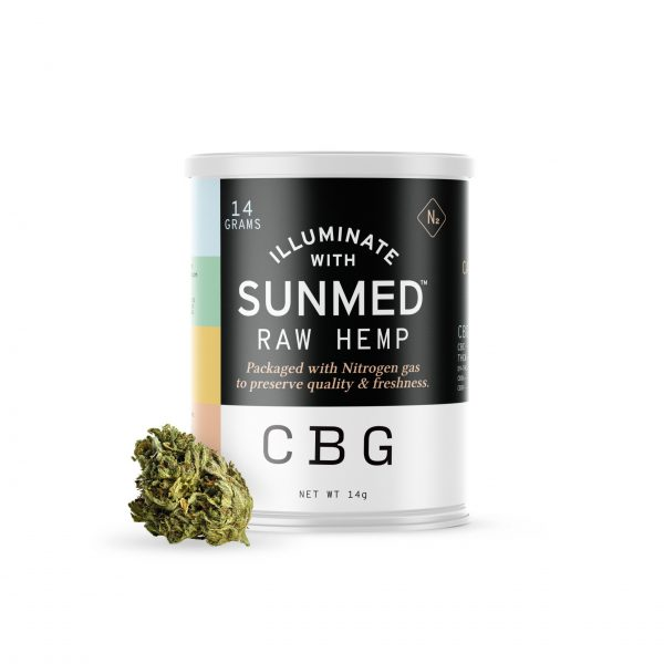 Sunmed CBD Flower CBG buy online fort worth