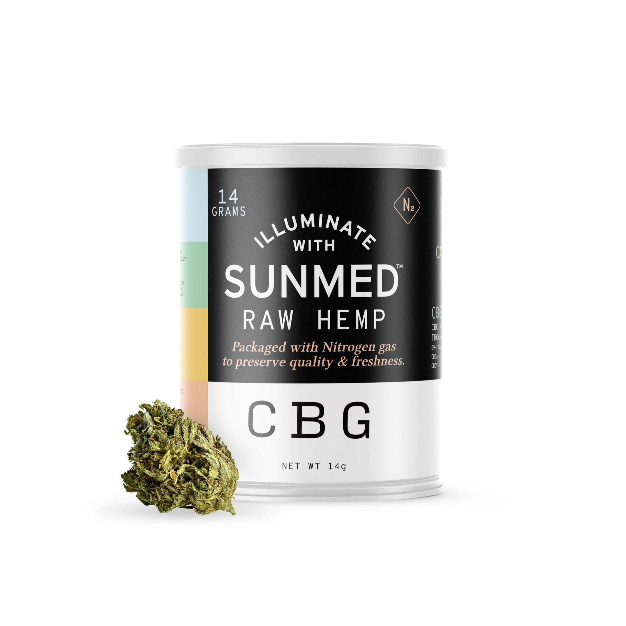 Sunmed CBD Flower CBG anxiety pain inflammation sunmed fort worth cbd store buy cbd oil online cannabinoid oil
