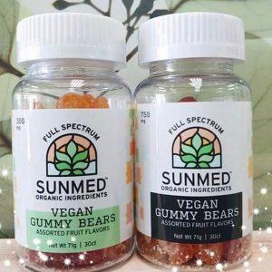 sunmed cbd gummies edibles